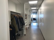Enterence Hallway and closets